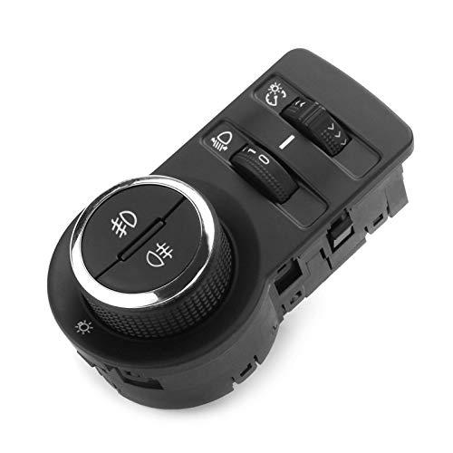 Yuanyuan Botón De Interruptor De Faros De La Lámpara De Antaño Sin Ajuste Automático para Chevrolet Fit para Chevy Cruze J300 Station Wagon J308 1.4 1.6 1.8 1.8