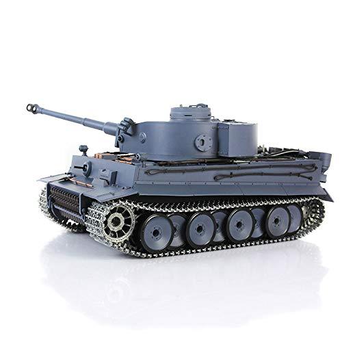 Henglong 1/16 Scale TK6.0 Upgraded Metal Version German Tiger I RC Tank 3818