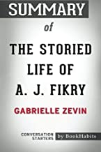Summary of The Storied Life of A. J. Fikry by Gabrielle Zevin | Conversation Starters