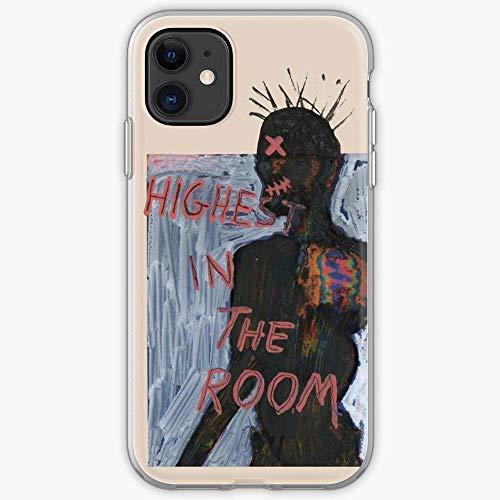 US191PC Travis Scott Rap Astro Trap Rodeo Cactus Astroworld   Unique Design Snap Phone Case Cover for All iPhone, iPhone 11, iPhone XR, iPhone 7/8/SE 2020.