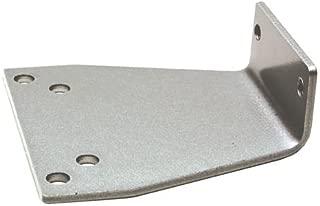Global Door Controls PAB-1245-AL Parallel Arm Bracket for Tc200/400/500 Series Door Closers in Aluminum,