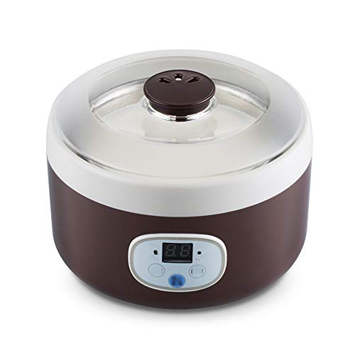JYDQM Yogur Máquina fermentación de Gran Capacidad hogar automático de Apagado Sub Mini Copa de Vino de arroz de Natto
