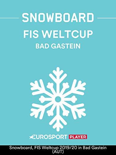 Snowboard: FIS Weltcup 2019/20 in Bad Gastein (AUT) / Parallelslalom