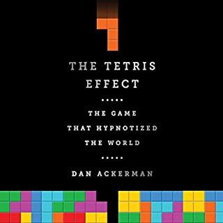 The Tetris Effect audiobook cover art