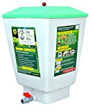 Greenrich Organic Composter 50 ltrs + 1 Bag Microbes (10 ltrs) Convert Kitchen Waste to Manure - Mygreenbin