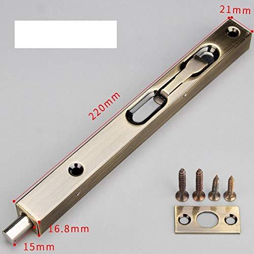 GangKun 304 RVS, verdikt, verborgen deurgespen, deurgrendels, poorten, brandwerende deuren, donkere schoonmoergrendel B
