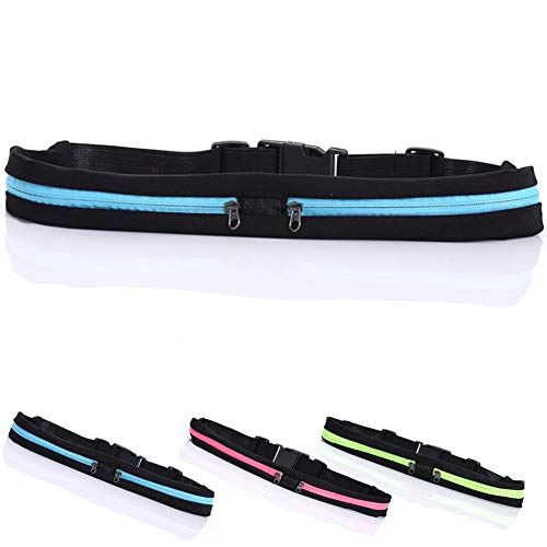 WLGGA Taille Pack Runing Belt Outdoor Belly Fitness Taille Gym Mobiele Telefoon Sport