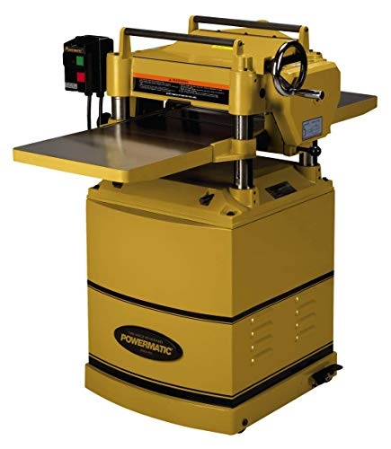 """Powermatic - 15"""" And 20"""" Planers, 15HH, 15"""" Planer, 3HP 1PH 230V, no DRO a JPW Tool Brand (1791213)"""