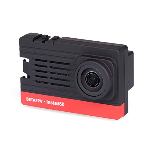 BETAFPV SMO 4K Camera FPV Action Camera with 4K HD Video Ultra Wide Angle FlowState Stabilization for FPV Drones Like Beta95X V3 3-4