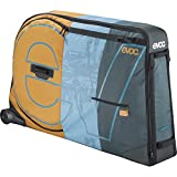 Evoc Bike Travel Bag Pro - Bike Travel Case for Airplanes, Trains, and Car Travel with Bike Stand (Multicolor, 285L)