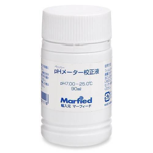マーフィード エコペーハー pHメーター標準液 90ml