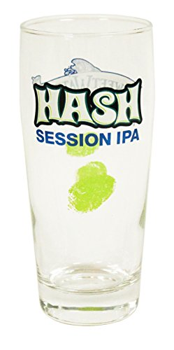 Sweetwater Beer Pint Glass Hash Session IPA