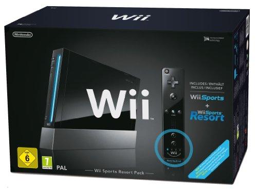 Console jeux vidéo Wii