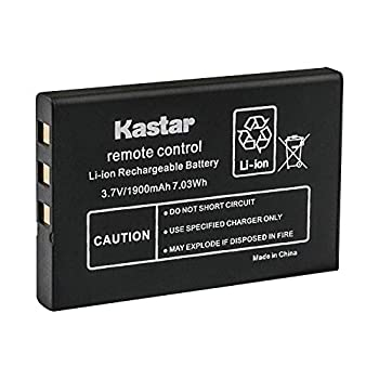 Kastar Battery Replacement For Universal Remote Control URC 11N09T NC0910 RLI-007-1 LIT0404 MX 810 MX-810 MX 880 MX-880 MX 890 MX-890 MX 950 MX-950 MX 980 MX-980 MX-990 MX 1200 MX-1200 X-8