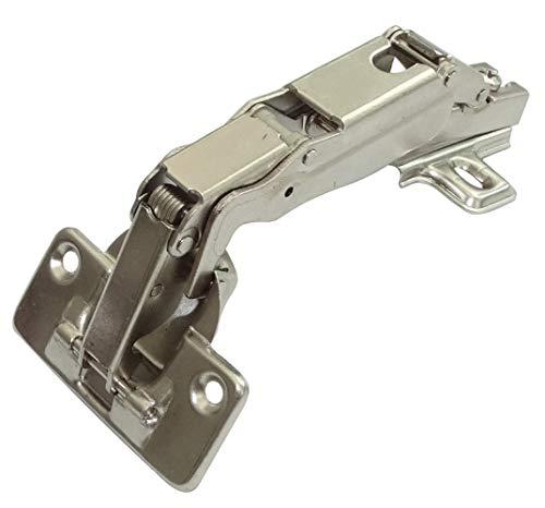 AERZETIX: 2x Bisagras de cazoleta 165° para puertas plegable de muebles de esquina C41052
