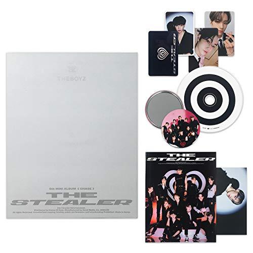 THE BOYZ 5th Mini Album - Chase [ TRICK ver. ] CD + Photo Book + Photo Cards + Post...