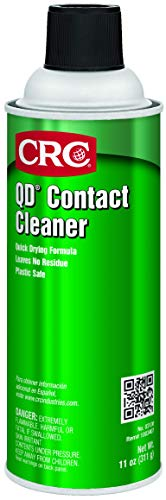 CRC Industries 03130 QD Contact Cleaner