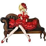 LCFF Figura Anime Figura Figura Figura Fate Stay Night Nero Claudio Vestido Rojo Estatuilla Colección Estatua Adornos Decoración Modelo Modelo Juguetes Doll Regalo
