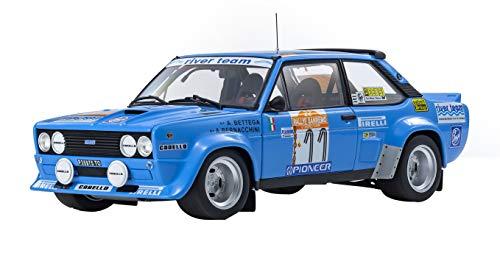 Kyosho KY8376C 1:18 Fiat 131 Abarth Rally #11-1980 Sanremo, Multi