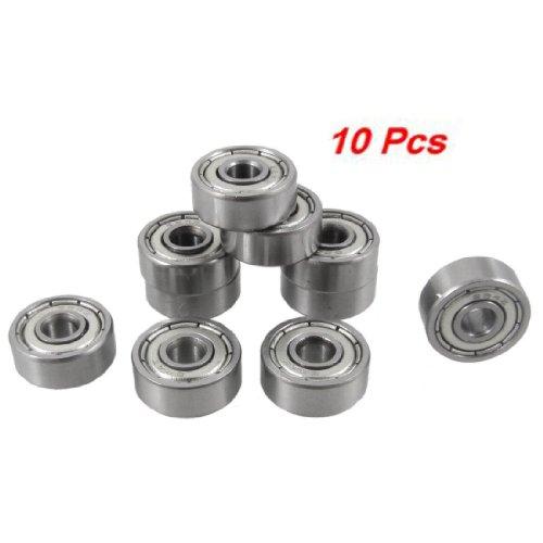 avis leses jeux pc professionnel Sonline 10 pièces 4 mm x 13 mm x 5 mm 624Z Roulements à billes rigides à une rangée