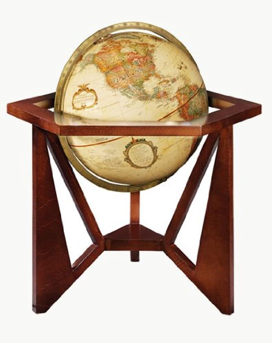 労働者不毛の蛾[Replogle グローブ]Replogle Globes San Marcos Globe, Antique Ocean, 12Inch Diameter 31819 [並行輸入品]
