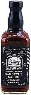 historic lynchburg bbq sauce