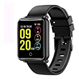 TOPELEK Smart Watch for Android, IP68 Waterproof Smart Watch, Bluetooth Sport Wrist Watch Fitness Tracker Pedometer...