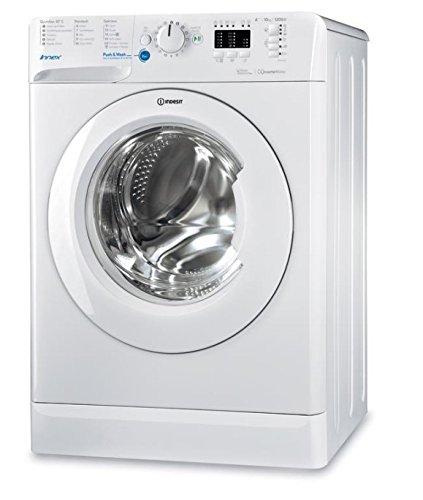 Indesit BWA 101283X W FR Autonome Charge avant 10kg 1200tr/min A+++ Blanc machine à laver -...