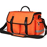 SXFYGYQ Bolsa De Primeros Auxilios Vacía Bolsa Médica Impermeable Portátil Coches Al Aire Libre Kit De Supervivencia De Emergencia Bolsa De Viaje para Acampar (Solo Bolsa, Medicamentos No Incluidos)