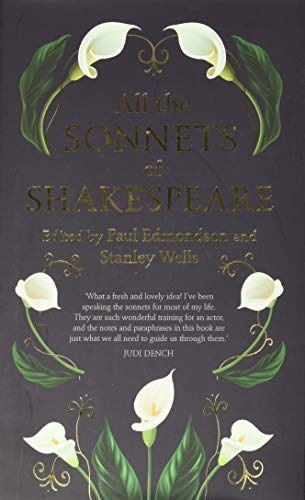 Image of All the Sonnets of Shakespeare