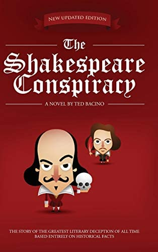 The Shakespeare Conspiracy A Novel About the Greatest Literary Deception of All Time product image