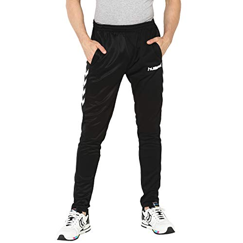 Hummel Herren Pants CORE FOOTBALL, Black, XL, 32-165-2001