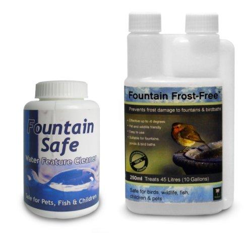 Primrose Doppelpack: Brunnenreiniger und Frostschutz