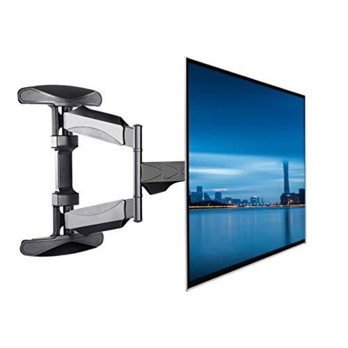 YUYAXPB TV wandbeugel, draaibare TV beugel, universele TV wandsteun voor 32-60 inch TV