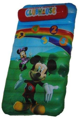 alles-meine.de GmbH LUFTMATRATZE Mickey Mouse Disney 100 x 55 cm 100 cm MATRATZE Kinderland