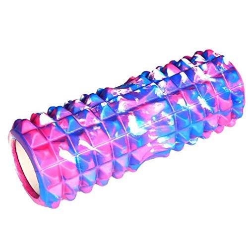 UKKO Foam Roller Yoga Bloquear Equipo De La Aptitud Evafoam