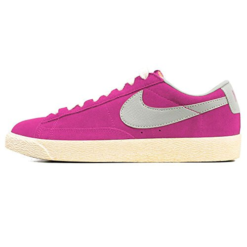Nike Blazer Low PRM VNTG Suede 538402-601 - Scarpe da ginnastica da uomo, colore: Rosa, Rosso (rosso), 45 EU