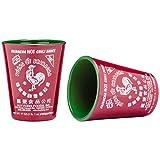 Sriracha2Go Schnapsgläser Set 2