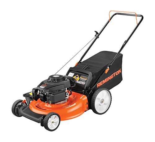 Remington RM120 Trail Blazer 159cc 21-Inch 3-in-1 Push Mower