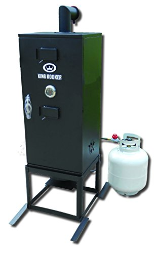 King Kooker 4010061 2213-High Pressure Smoker/Cooker w/34 Cabinet, One Size, Multicolor