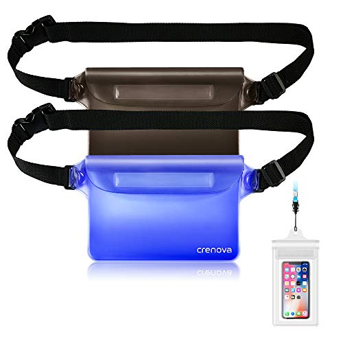 Best Waterproof Pouch With Waist Straps