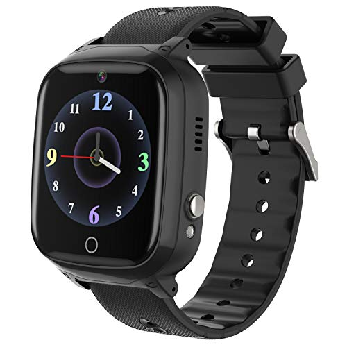 Kids Smart Watch,Touch Screen Kids Games Watchs with Call SOS Camera...