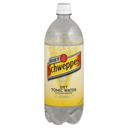 best diet tonic water