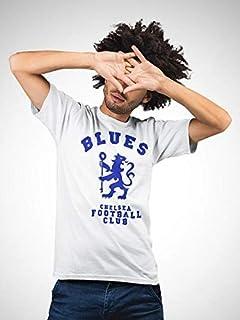 ATIQ Chelsea F.C. T-Shirt for Men Medium, White