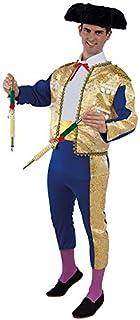DISBACANAL Disfraz de torero para Hombre - Único, XL: Amazon ...