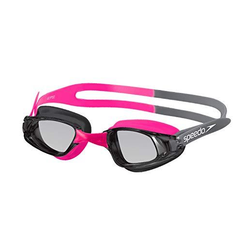 Oculos Glypse Slc Speedo Único Rosa Fume
