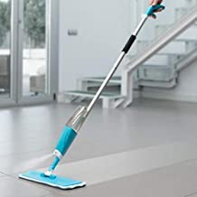 ZOSOE Stainless Steel Microfiber Floor Cleaning Spray Mop with Removable Washable Cleaning Pad and Integrated Water Spray Mechanism, Mop for Floor Cleaning, Cleaning Mop (Multicolor)