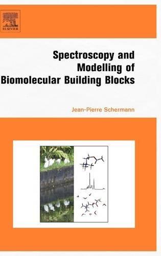 Spectroscopy and Modeling of Biomolecular Building, gebraucht gebraucht kaufen  Wird an jeden Ort in Deutschland