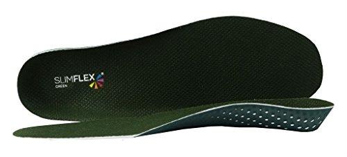 Slimflex - Plantilla ortopédica para dolor en talón, arco, rodilla, zona lumbar
