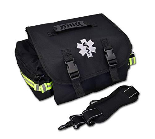 Lightning X Petite EMT Medic First Responder Trauma EMS Jump Sac W/Intercalaires (Stealth Noir)